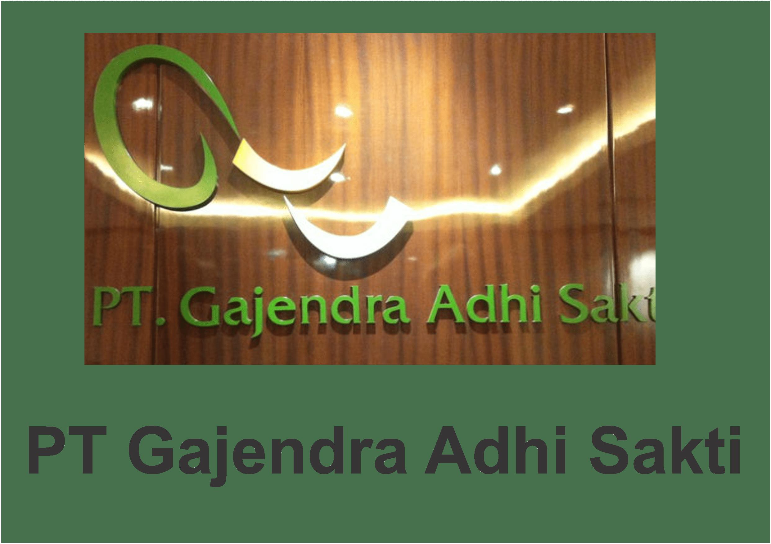 PT Gajendra Adhi Sakti